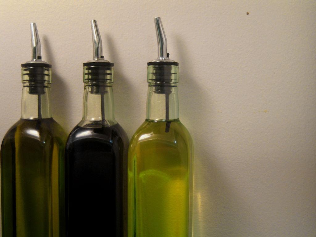 Rapsöl als Omega-3- und -6-Quelle